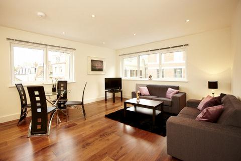 Grosvenor Living and Dining Area