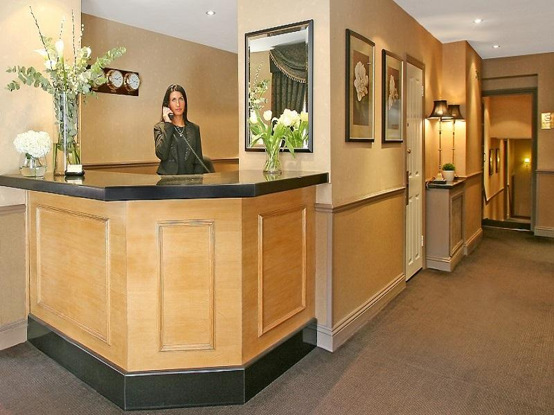 Collingham-Reception