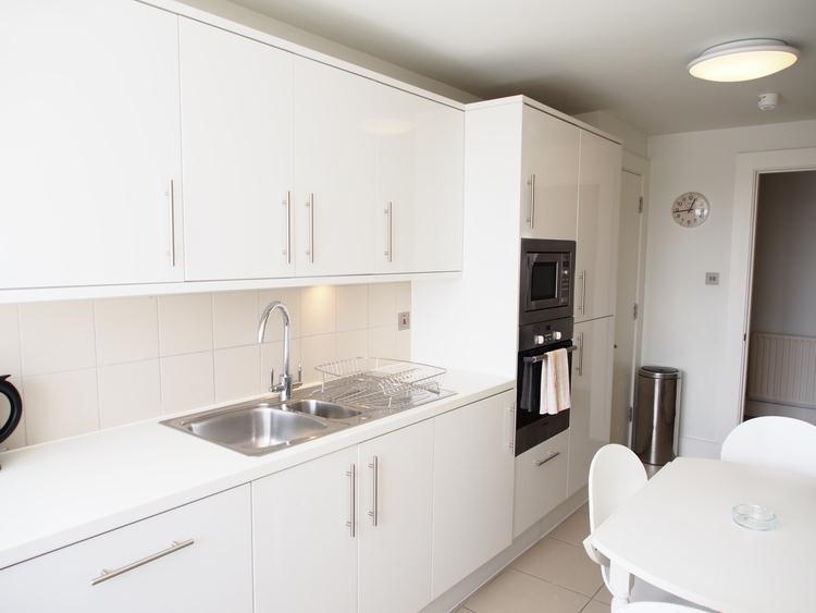 Monarch House - Kitchen