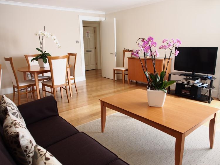 Monarch House - Lounge