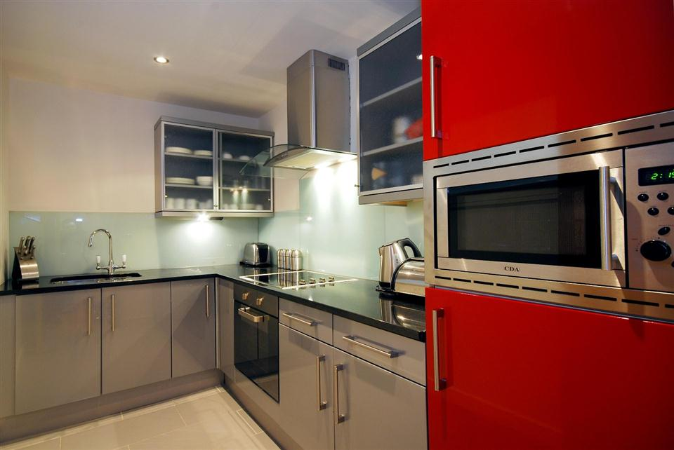 1 Harrington Gardens - Kitchen