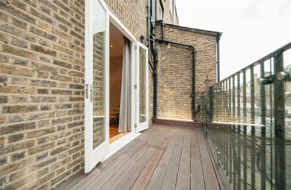1 Southwell Gardens - Terrace