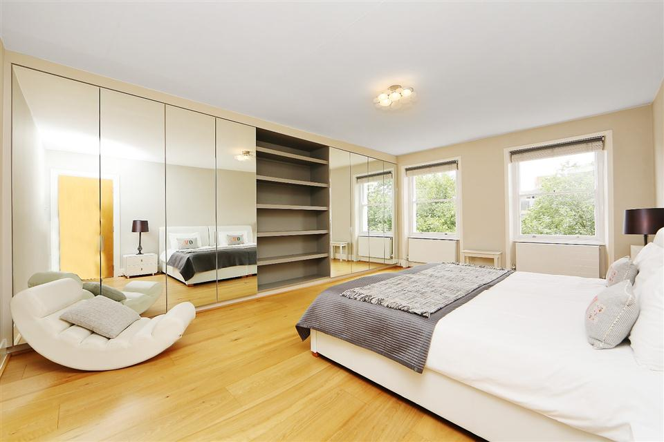 1 Southwell Gardens - Bedroom