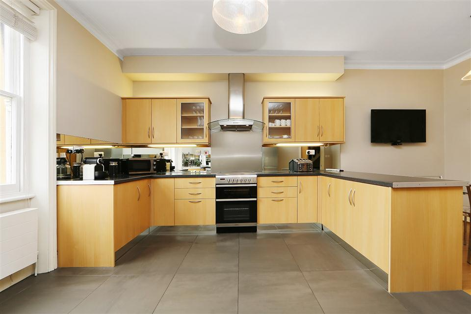1 Southwell Gardens - Kitchen