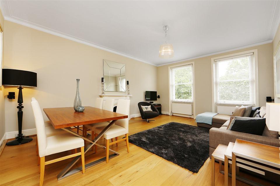 1 Southwell Gardens - Dining room
