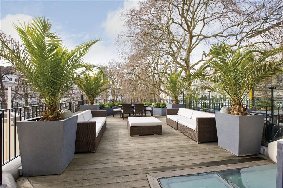 4 Cornwall Gardens - Terrace
