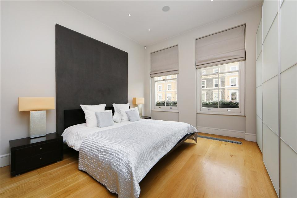 4 Cornwall Gardens - Bedroom