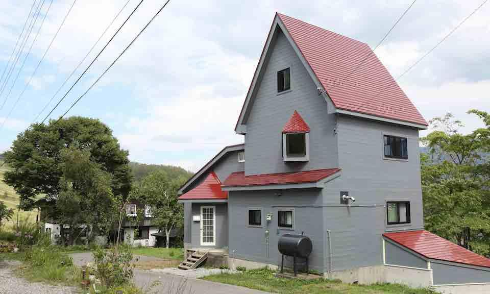 Hakuba Accommodation Tallhouse 1