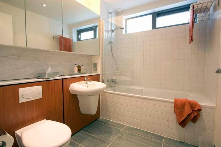 Premier Apartments Dublin Sandyford Bathroom