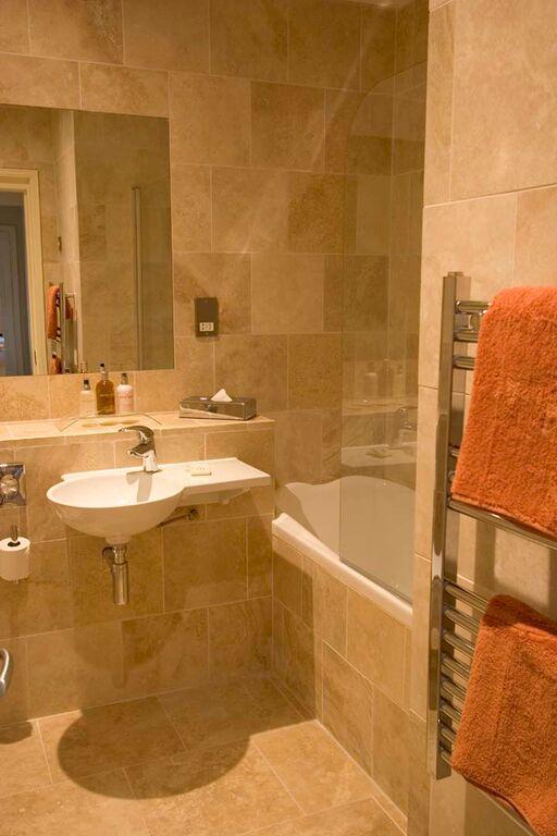 Premier Suites Dublin Leeson Street Bathroom
