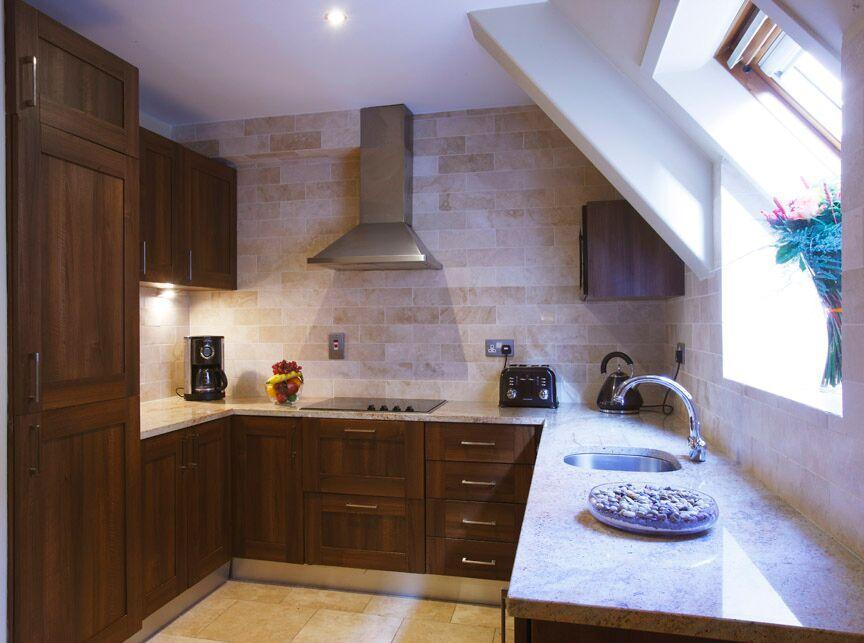 Premier Suites Dublin Leeson Street Kitchen