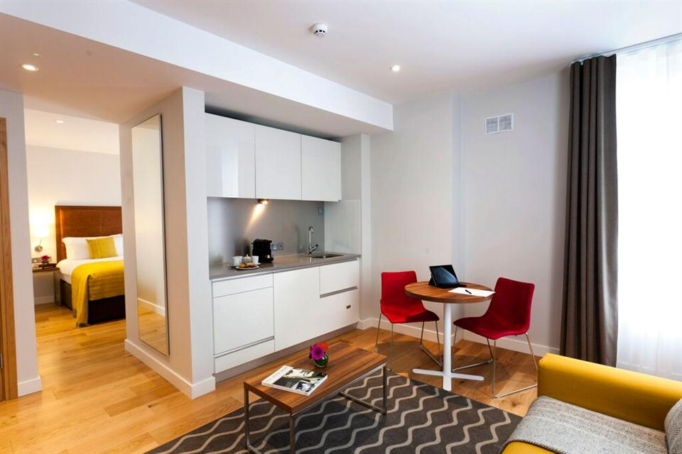 Premier Suites Dublin Ballsbridge Apartment