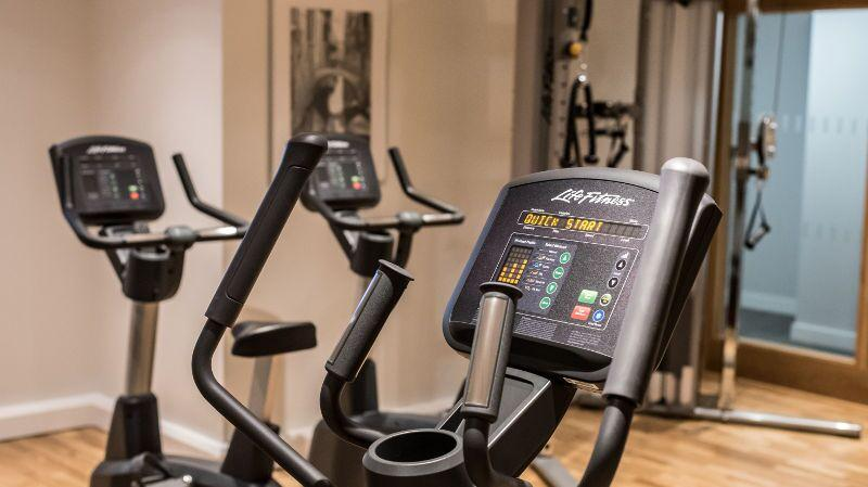 Premier Suites Dublin Ballsbridge Gym