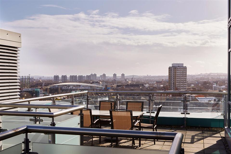 Albert Serviced Apartments Penthouse View