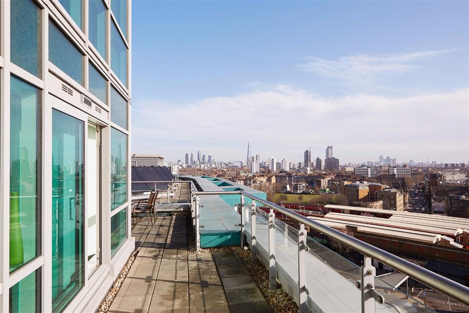 Albert Serviced Apartments Penthouse Views