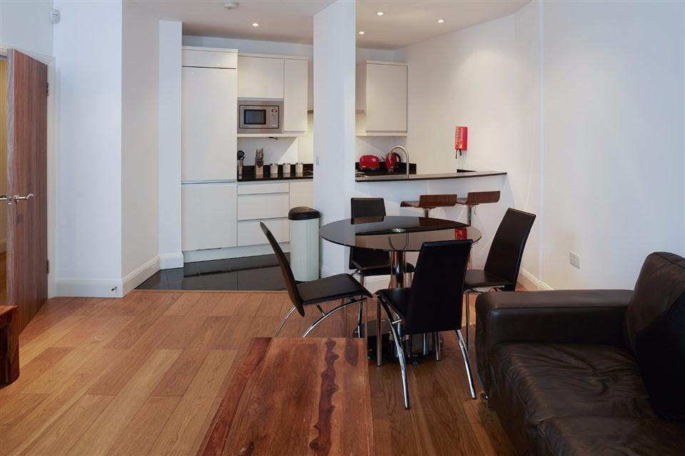 Vauxhall Serviced Apartments Apartment