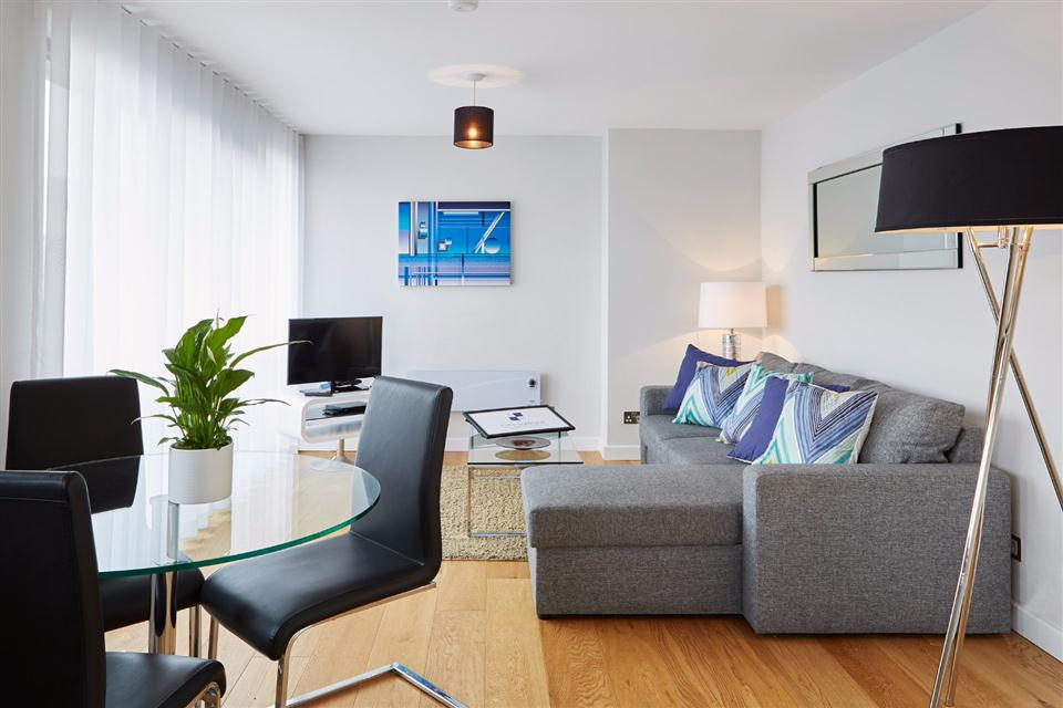 Oxford House Two Bedroom Apartment