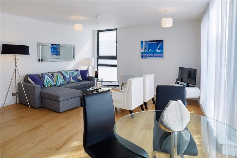 Oxford House Two Bedroom Penthouse Apartment