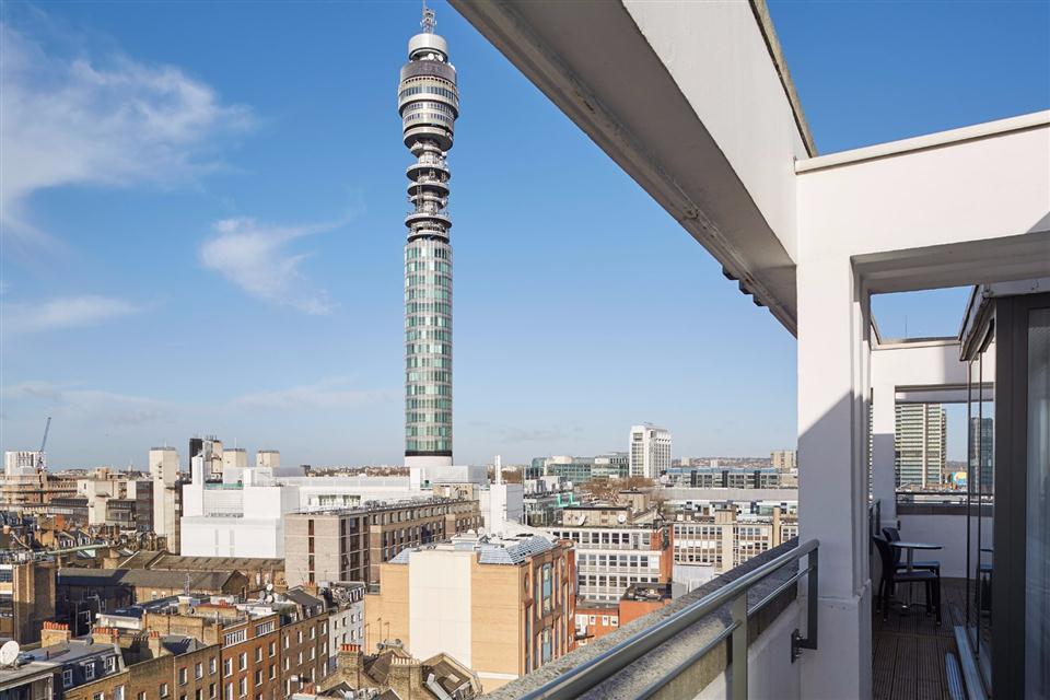 Oxford House Apartment Views