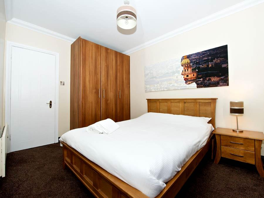 Christchurch Apartments - Bedroom