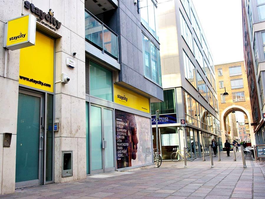 Millennium Walk Apartments - Exterior