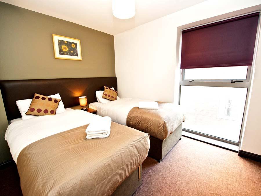 Millennium Walk Apartments - Bedroom