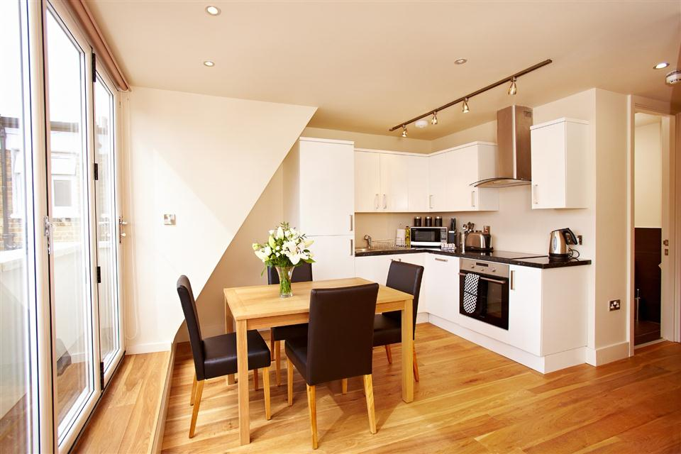 West End Apartments - Two Bedroom Apartment