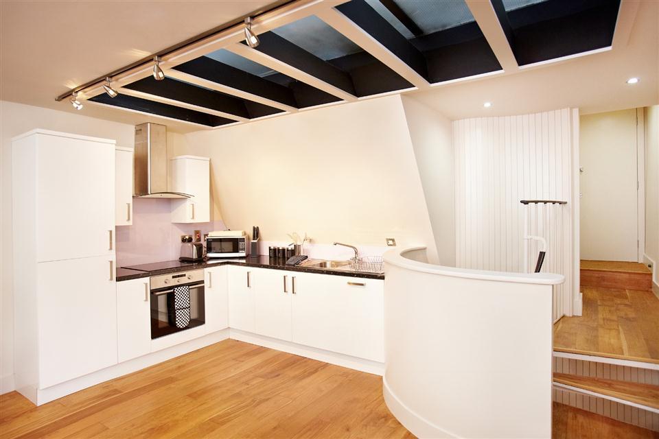 West End Apartments - Kitchen