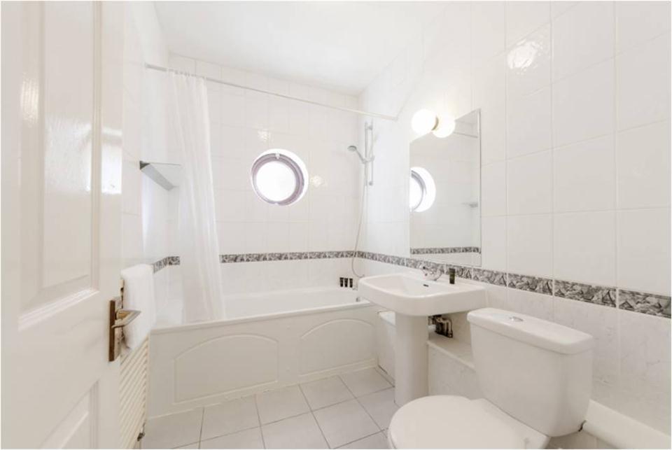Howard House Apartments Marylebone - Bathroom