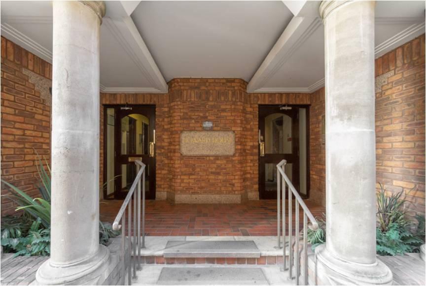 Howard House Apartments Marylebone - Entrance
