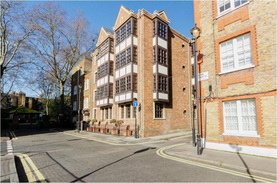 Howard House Apartments Marylebone - Exterior