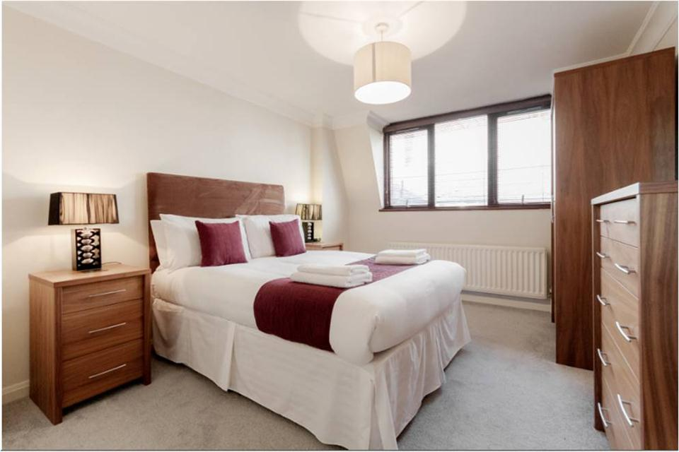 Howard House Apartments Marylebone - Bedroom