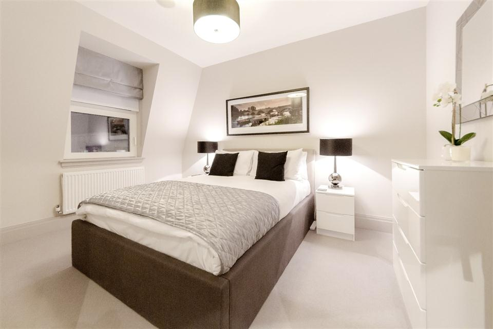 The Quadrant Apartments - Richmond Bedroom
