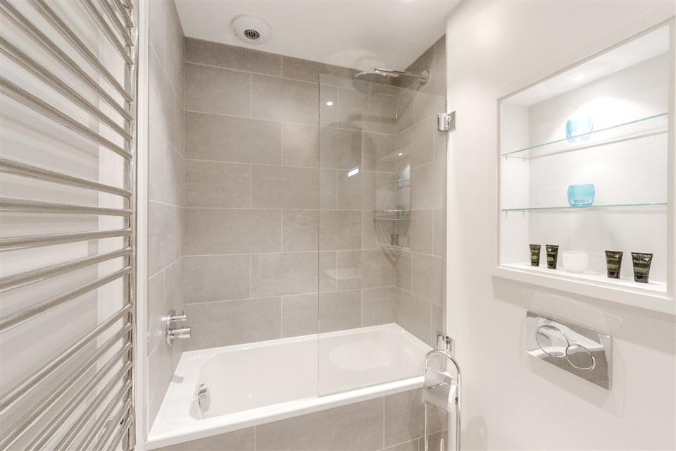 The Quadrant Apartments - Richmond - Bathroom