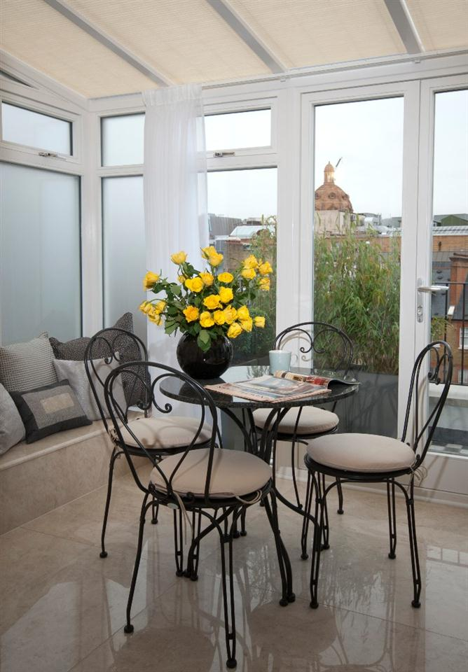Claverley Court Three Bedroom Beaufort Suite - Conservatory