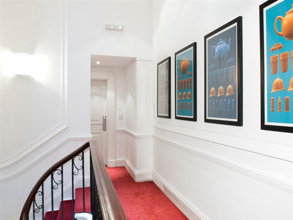 20 Hertford Street - Stairs