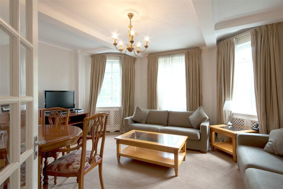 Fountain House - Living Room