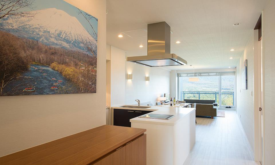 Niseko Landmark View Accommodation 4