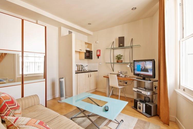Prince's Square Studio Apartment