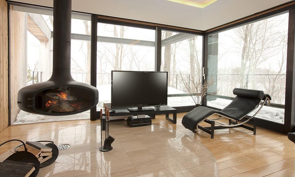 Niseko Accommodation Glasshouse 14