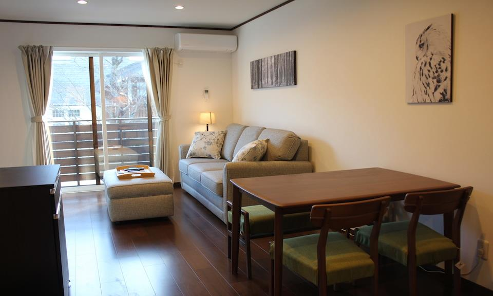 Hakuba Accommodation Le Bocage Apartments 2