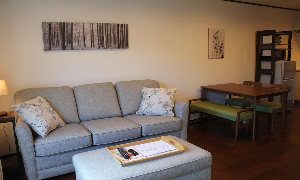 Hakuba Accommodation Le Bocage Apartments 4
