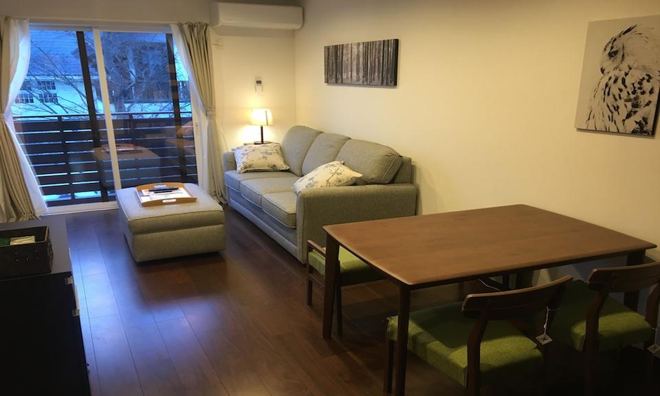 Hakuba Accommodation Le Bocage Apartments 6