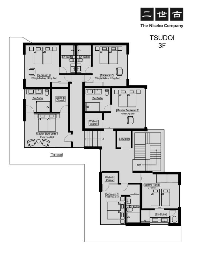 Tsudoi 3rd floor