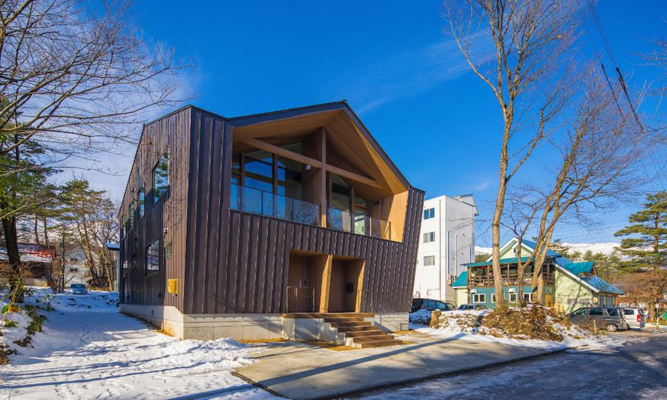 White Fox Hakuba Accommodation 1