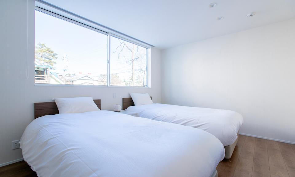 White Fox Hakuba Accommodation 6