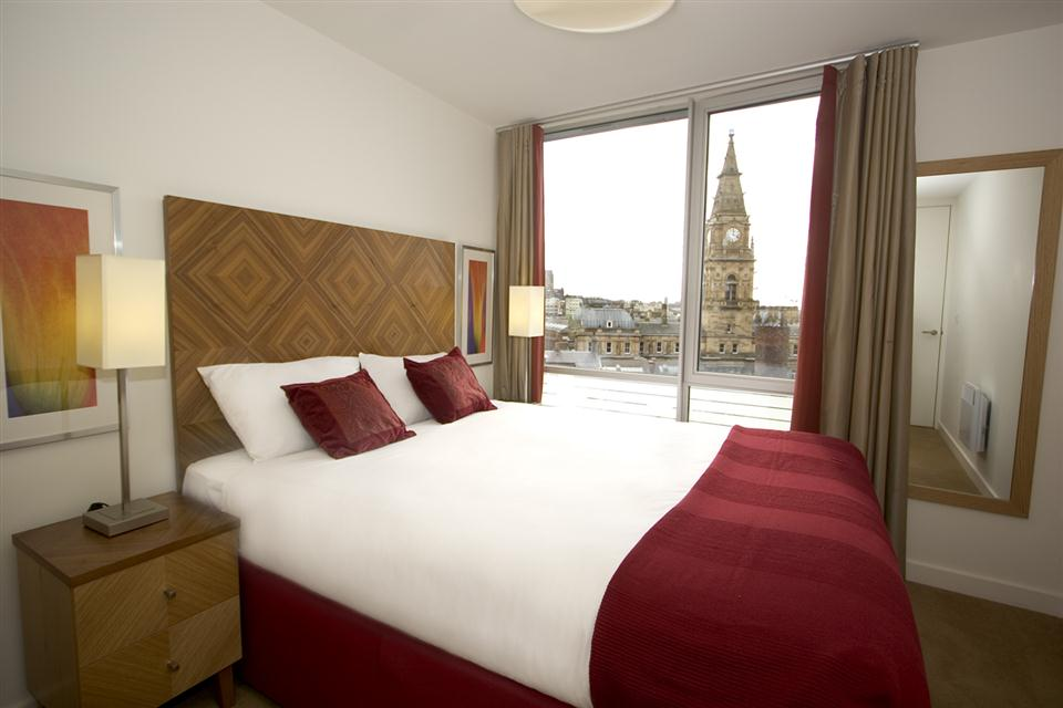 Premier Apartments Liverpool - Bedroom