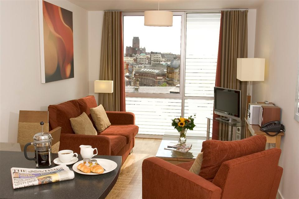 Premier Apartments Liverpool - One bedroom apartment