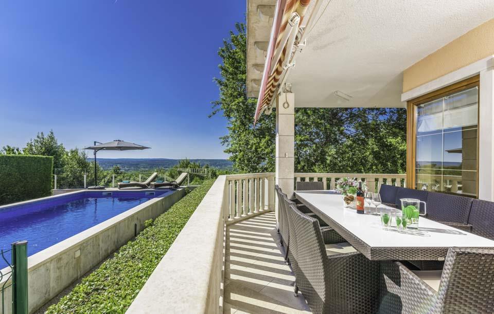 Villa Rosa Labin