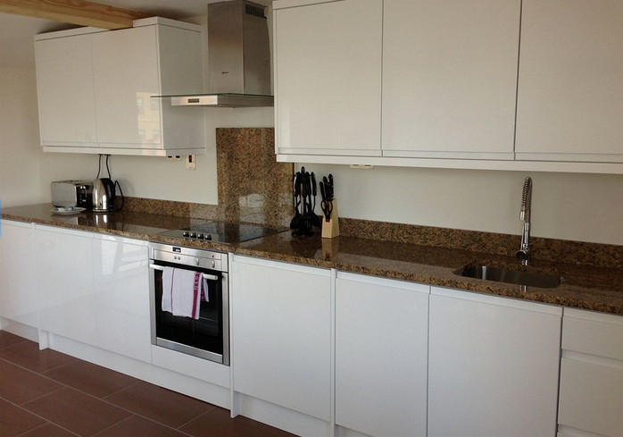 Apple Apartments London Limehouse Kitchen